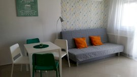 Oliva Wellness Apartman szállás Siófok