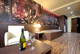 Corvin Hotel & Gyulai Wellness Apartmanok  - szilveszter 2020...