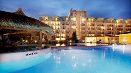 Hotel Európa Fit szálláshelyek Hévízen