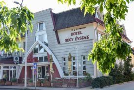 Hotel Négy Évszak szállás Hajdúszoboszló